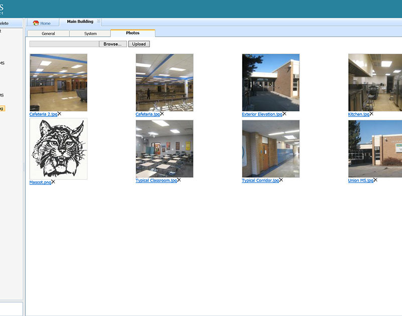 Facility-Condition-Assessment-Canyons-School-District-Photos Section Screenshot