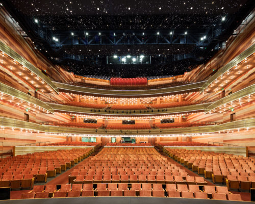 Eccles Theater-Main Stage